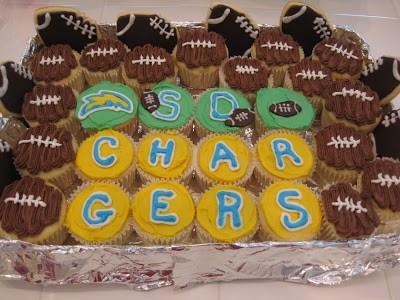 chocolate football frosting on vanilla cupcakes charger cupcakes chocolate icing on football shaped cookies