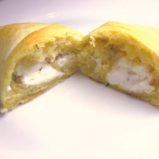 goat cheese crescent rolls