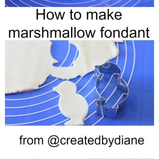 marshmallow fondant how to and recipe