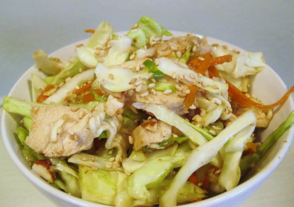 Chinese-Chicken-Cabbage-Salad
