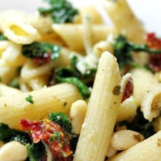 Recipe for Pesto Pasta Salad