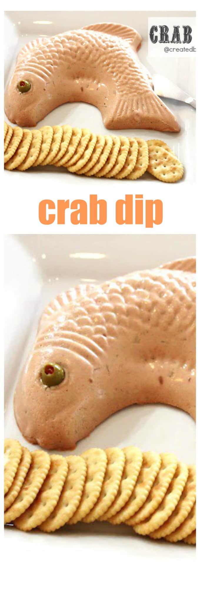 crab dip @createdbydiane