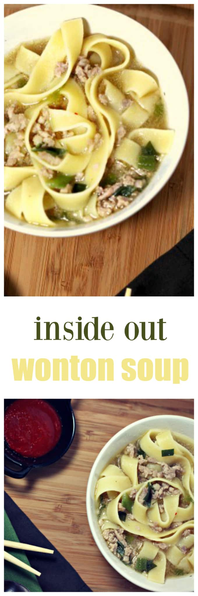 inside out wonton soup @createdbydiane