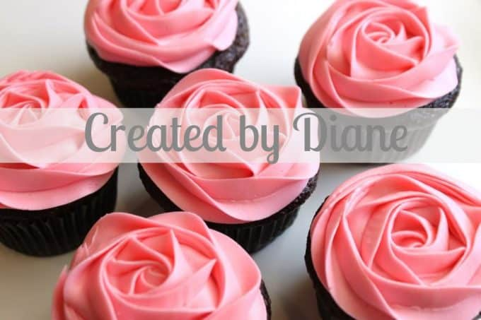 Video How To Frost A Rose On A Cupcake