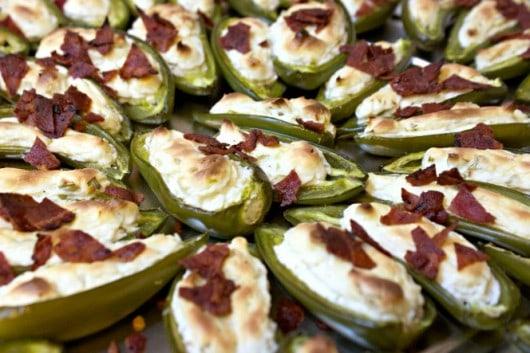 healthier stuffed jalapenos @createdbydiane
