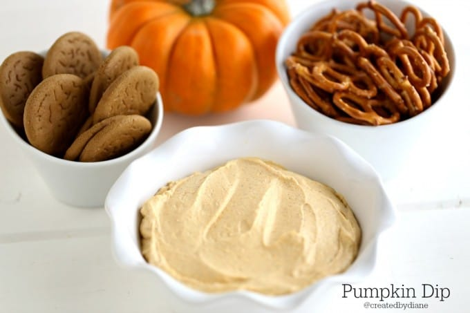 pumpkin dip so delicious easy and fun @createdbydiane