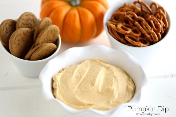 pumpkin dip so delicious easy and fun @createdbydiane