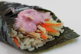 turkey-sushi