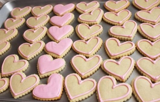 Princessflavoredcookies #bakery #cookies @createdbydiane #sugarcookie