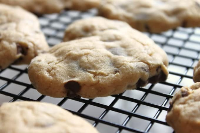 Chocolate Chip Cut Out Cookies | Created by Diane