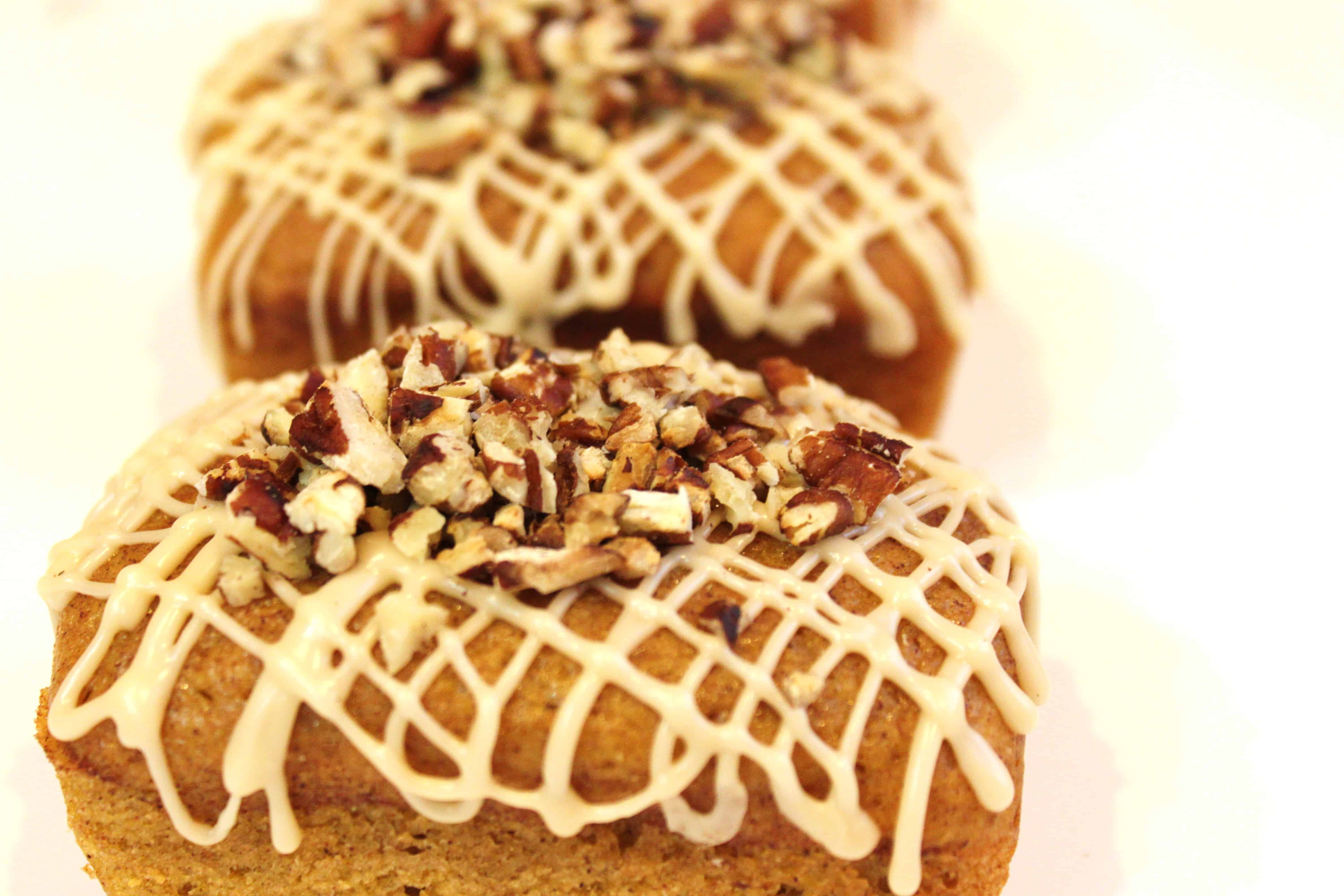 Pumpkin Pecan Friendship Bread