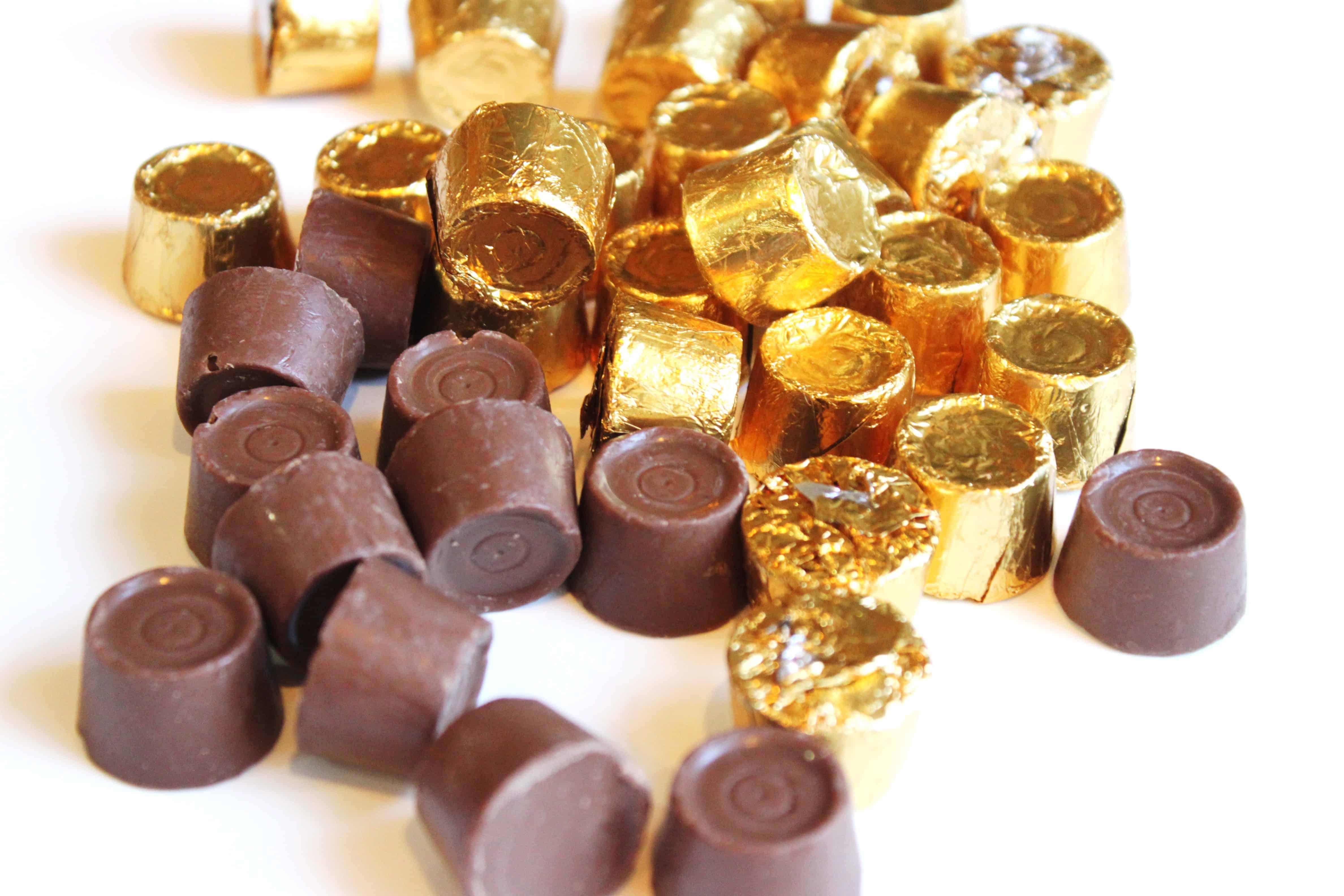 Caramel Filled Chocolates Recipe Candy