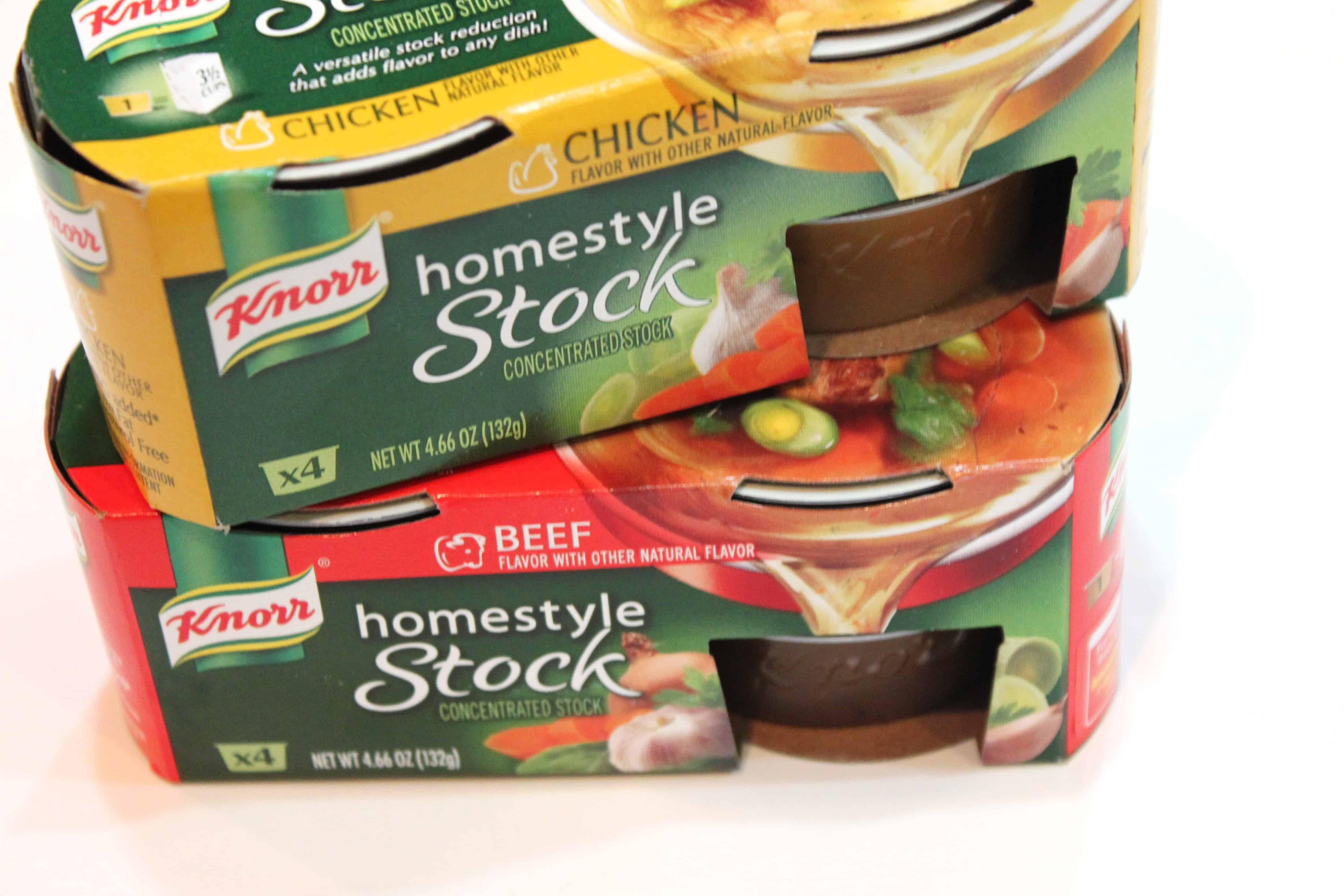 Knorr Homestyle Chicken Stock Ingredients Knorr Homestyle Stock