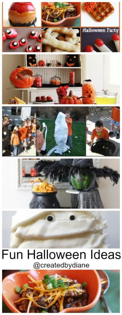 Fun Halloween Ideas @createdbydiane
