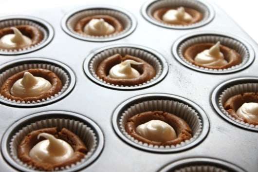 Gingerbread Cheesecake Bites | Created by Diane