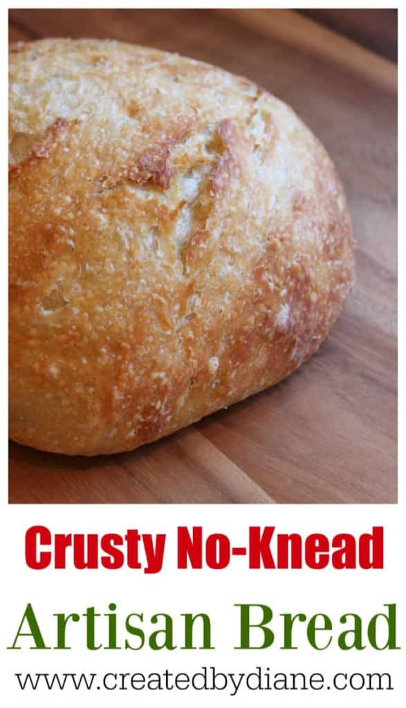 Crusty-No-Knead-Bread-Recipe-overnight-bread-www.createdbydiane.com