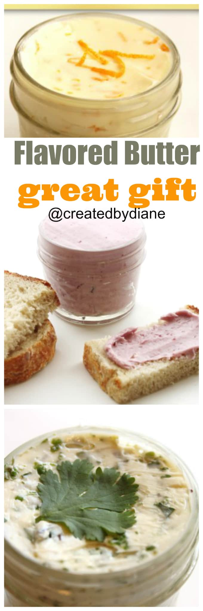 flavored-butter-recipes-createdbydiane