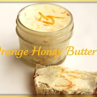 orange honey butter gift