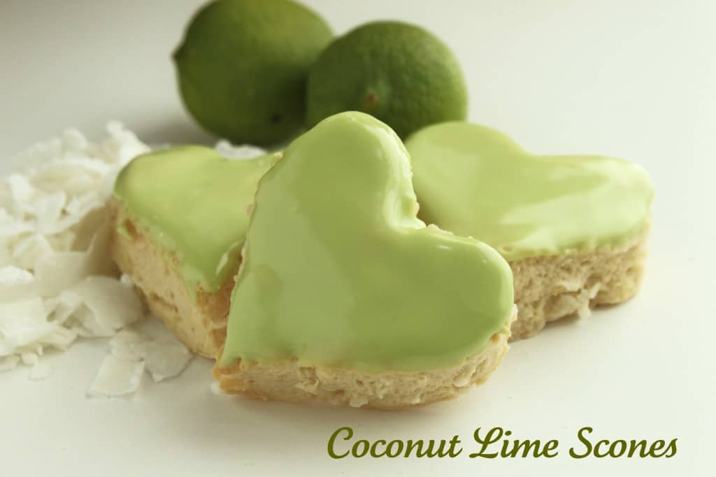 Lyric lime and the coconut lyrics : Coconut Lime Scones | Created by Diane