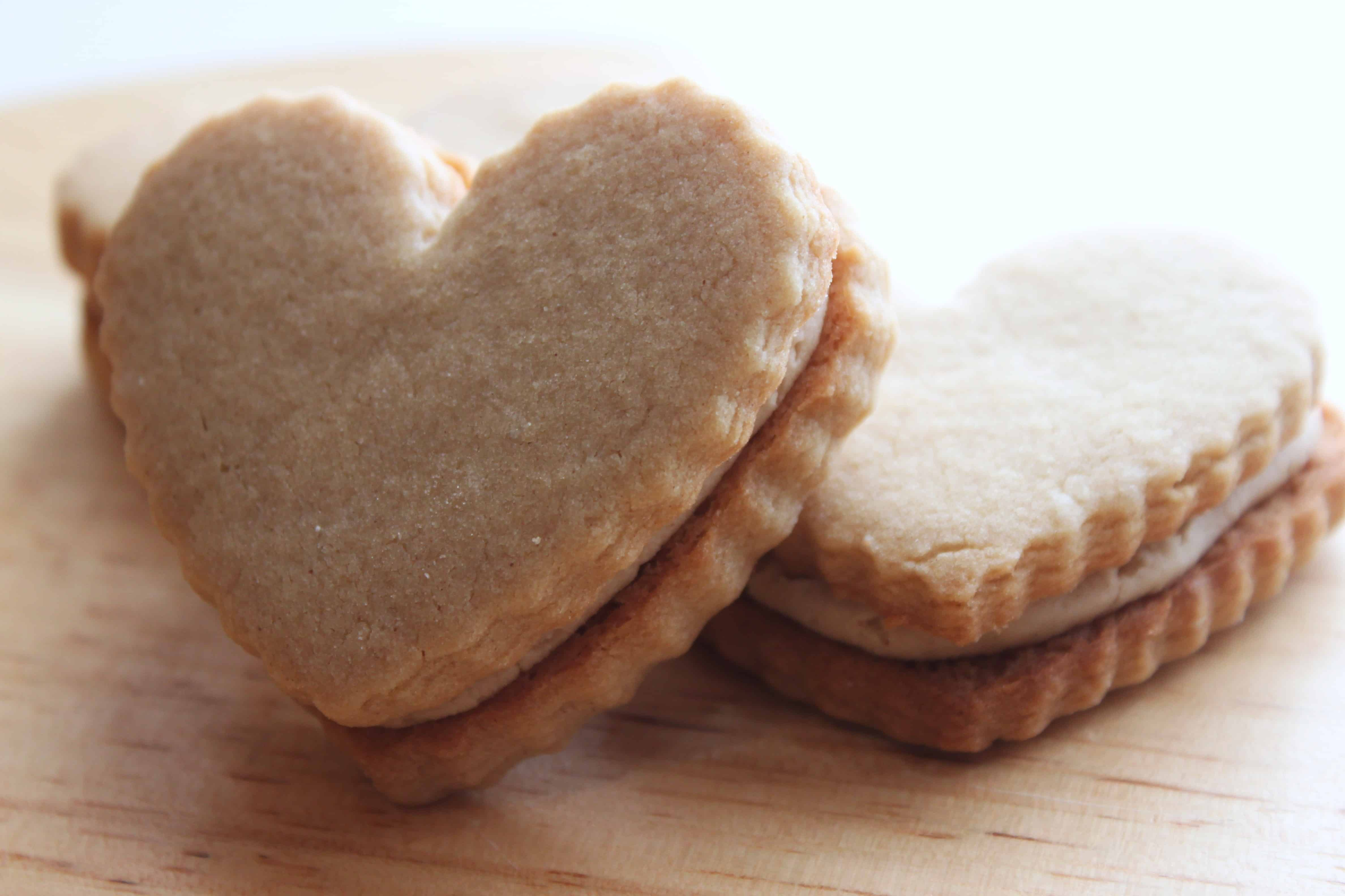 Homemade NutterButter Cookies | Created by Diane