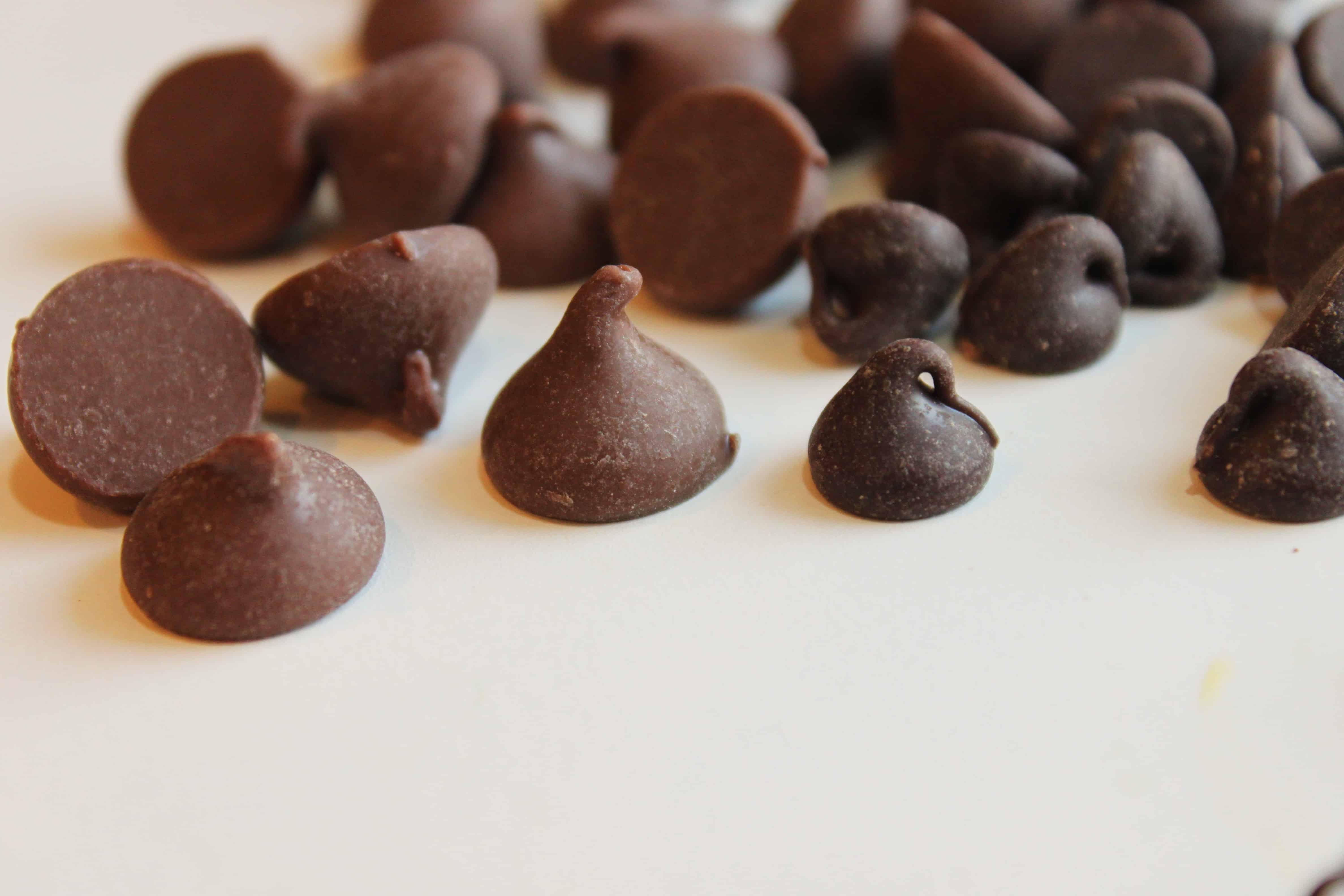 Milk Chocolate Chip Brownies Recipe