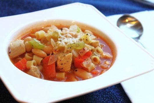 Pasta Fagioli recipe www.createdbydiane.com