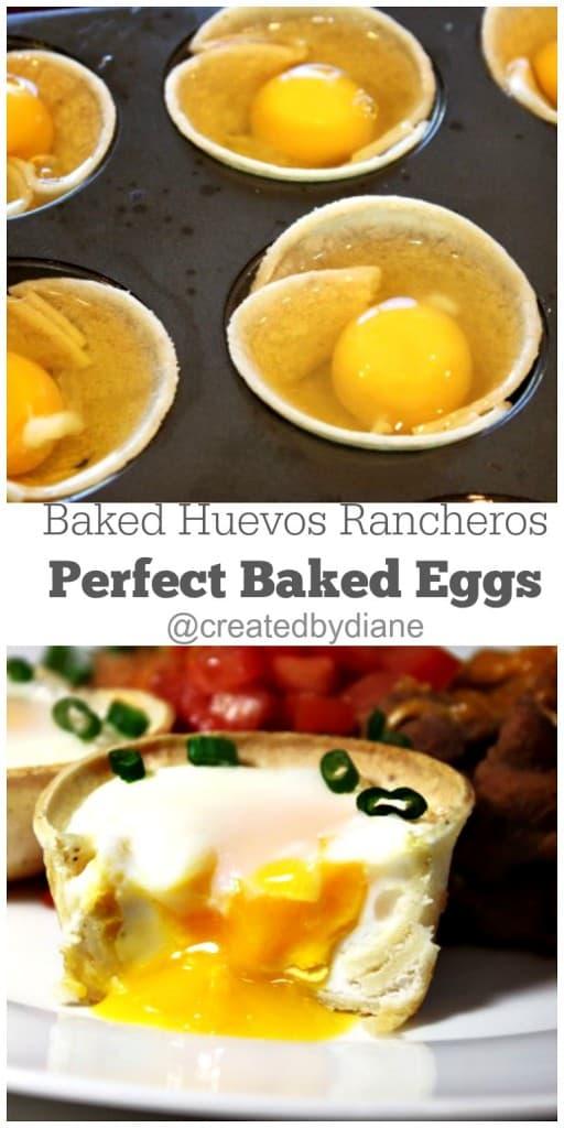 baked Huevos Rancheros from @createdbydiane