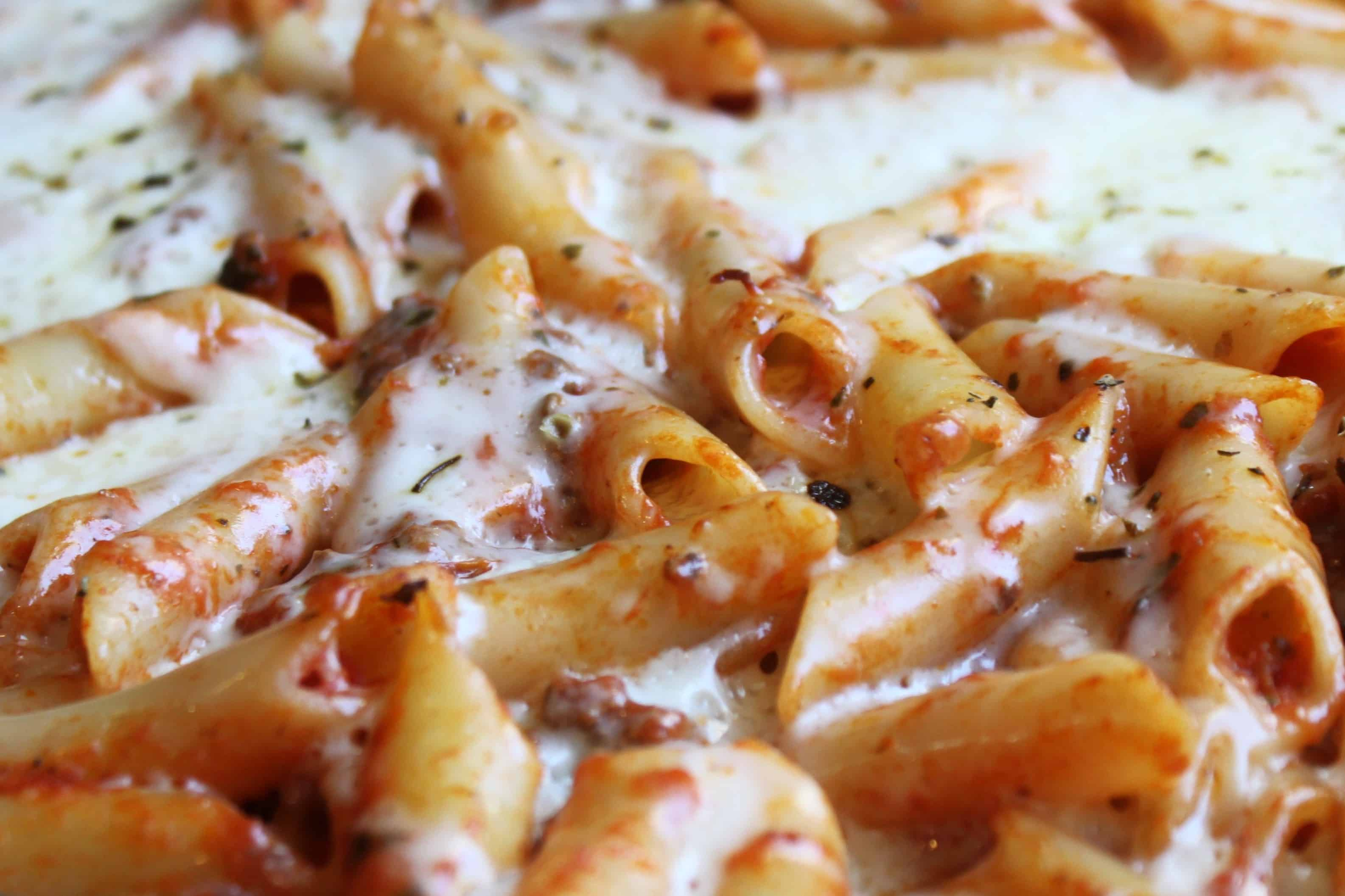 Italian Baked Ziti Recipe | Created by Diane
