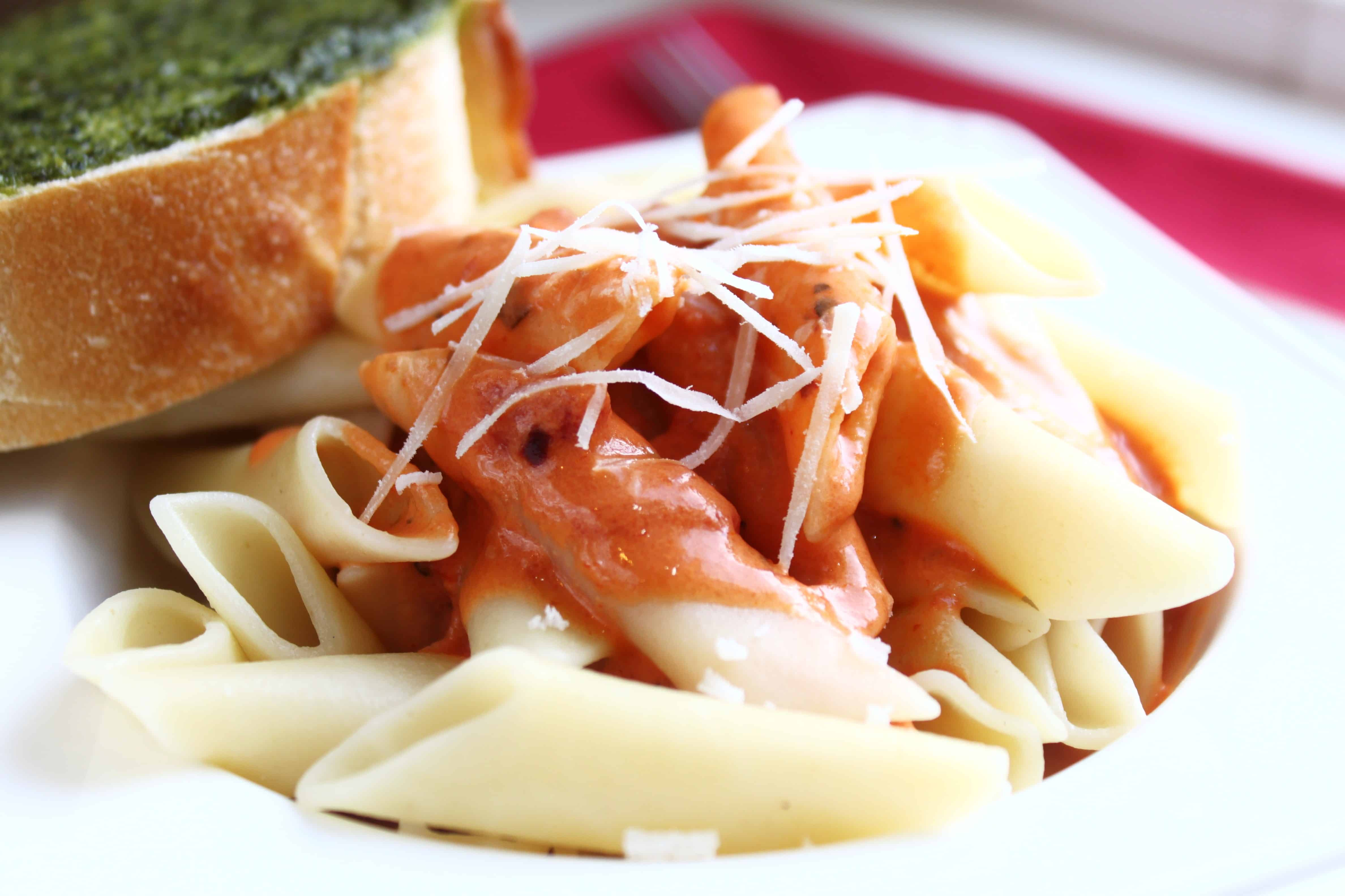 Penne Vodka | Search Results | All Simply Cooking Blog, Recipes, and ...