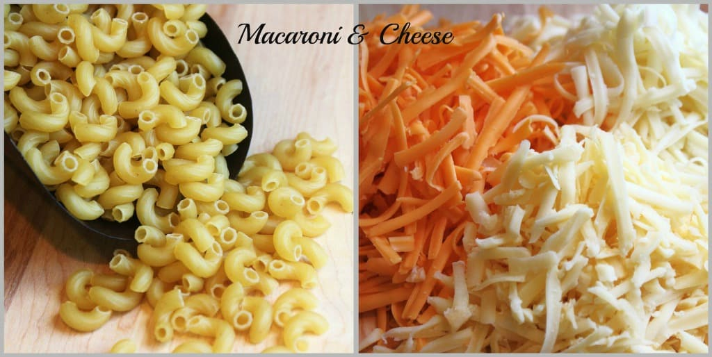 Three Cheese And Sausage Homemade Mac And Cheese Recipe — Dishmaps