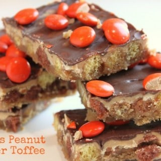 Reese's Peanut Butter Toffee