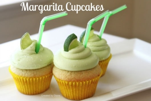 Margarita Cupcakes | Created by Diane