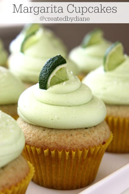 Margarita Cupcakes Created By Diane