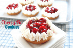 Cherry Pie Cookies-Easy Recipe-Created by Diane