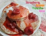 How to make Strawberry Orange Pancake Syrup Recipe