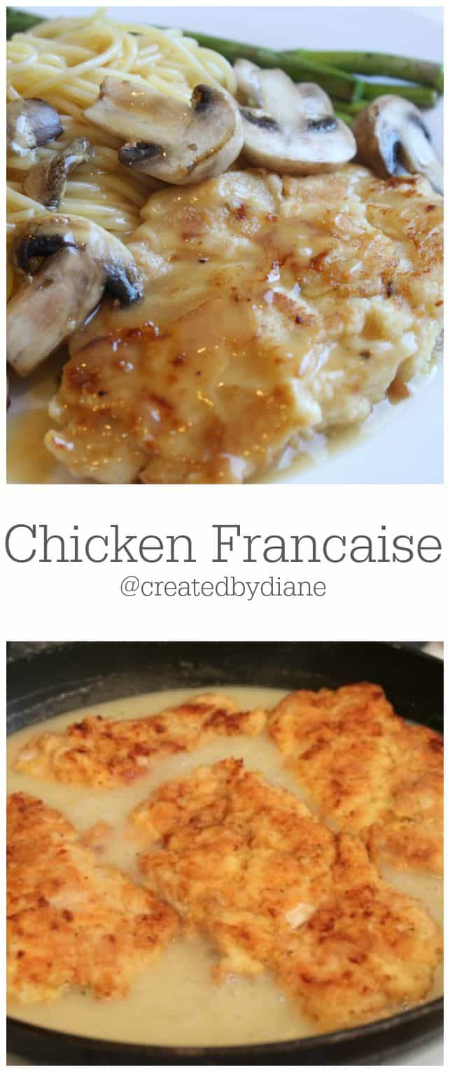 Chicken Francaise from @createdbydiane