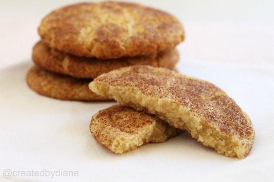 Snickerdoodle Snickerdoodle cookies