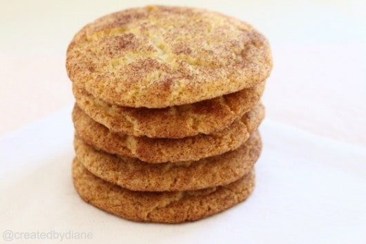 The Only Snickerdoodle Cookie Recipe You Need To Know Recipes ...