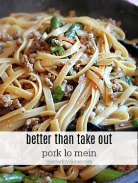 better than take out Pork-Lo-Mein-createdbydiane.com