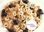 Snack Mix with Quaker Whole Hearts Cereal @createdbydiane
