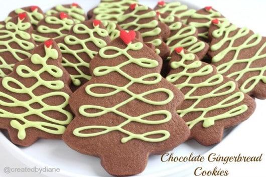 merry christmas everyone - Gingerbread Christmas Tree