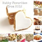 Hubby Favorites from 2012 @createdbydiane