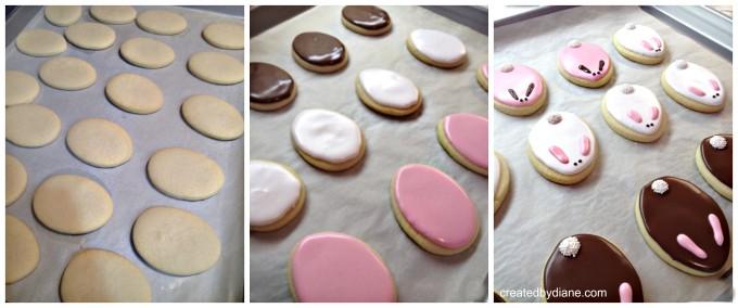bunny cookies createdbydiane.com