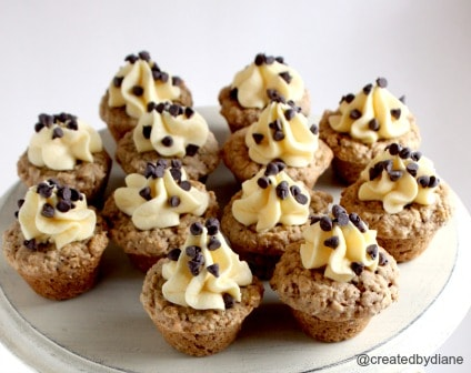 Banana Cream oatmeal Bites