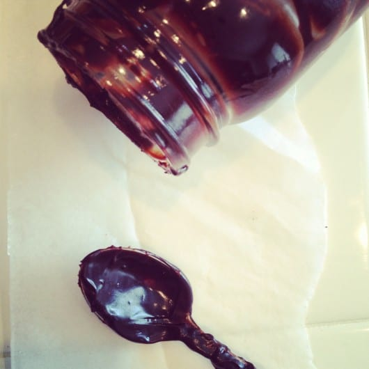 Hot Fudge Sauce @createdbydiane