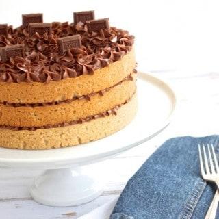 Hershey's Cookie Cake