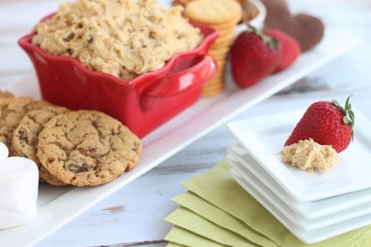 Reese's Peanut Butter Cookie Dip @createdbydiane