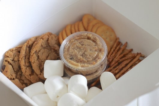 "Reese""s Peanut Butter Cookie Dip to-go @createdbydiane"