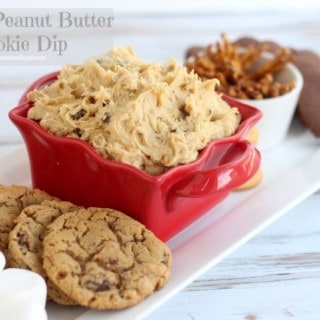 Reese's Peanut Butter Cookie Dip