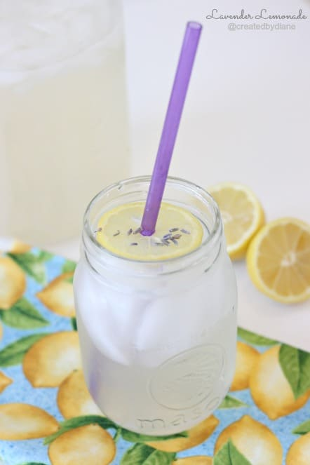 Lavender Lemonade @createdbydiane